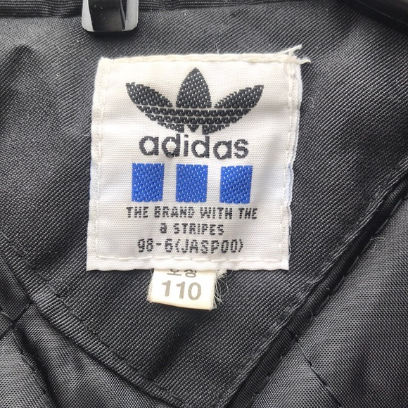 Quinto Corea Cuidado  adidas Jackets & Coats | Vintage Adidas Jacket 986 Jaspoo Black Yellow |  Poshmark